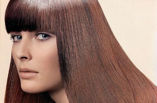 биоламинирование волос от Lebel