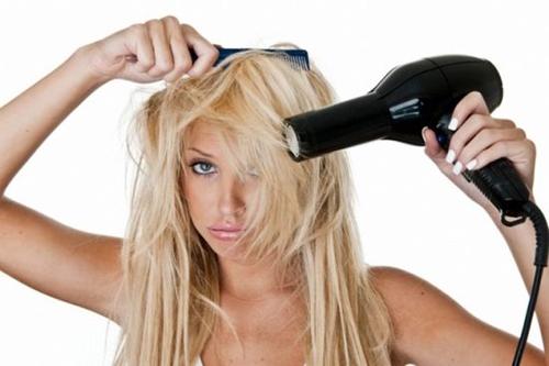 основные проблемы светлых волос