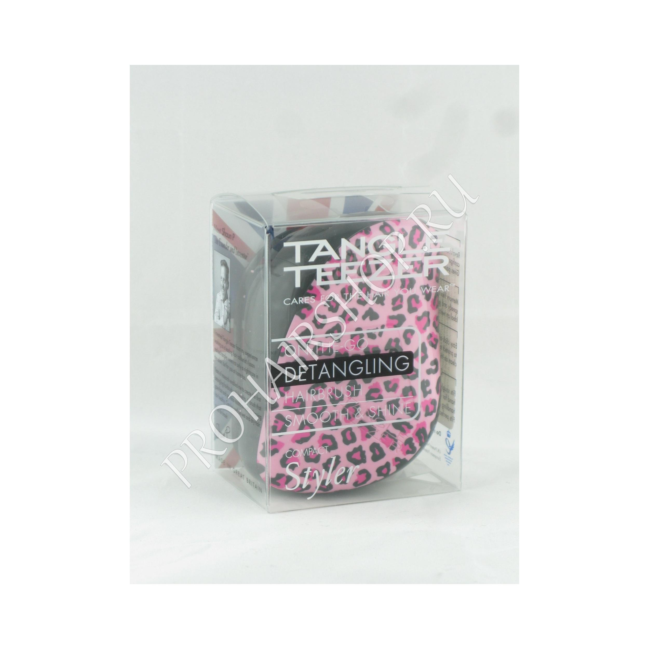 Tangle Teezer - COMPACT PINK KITTY
