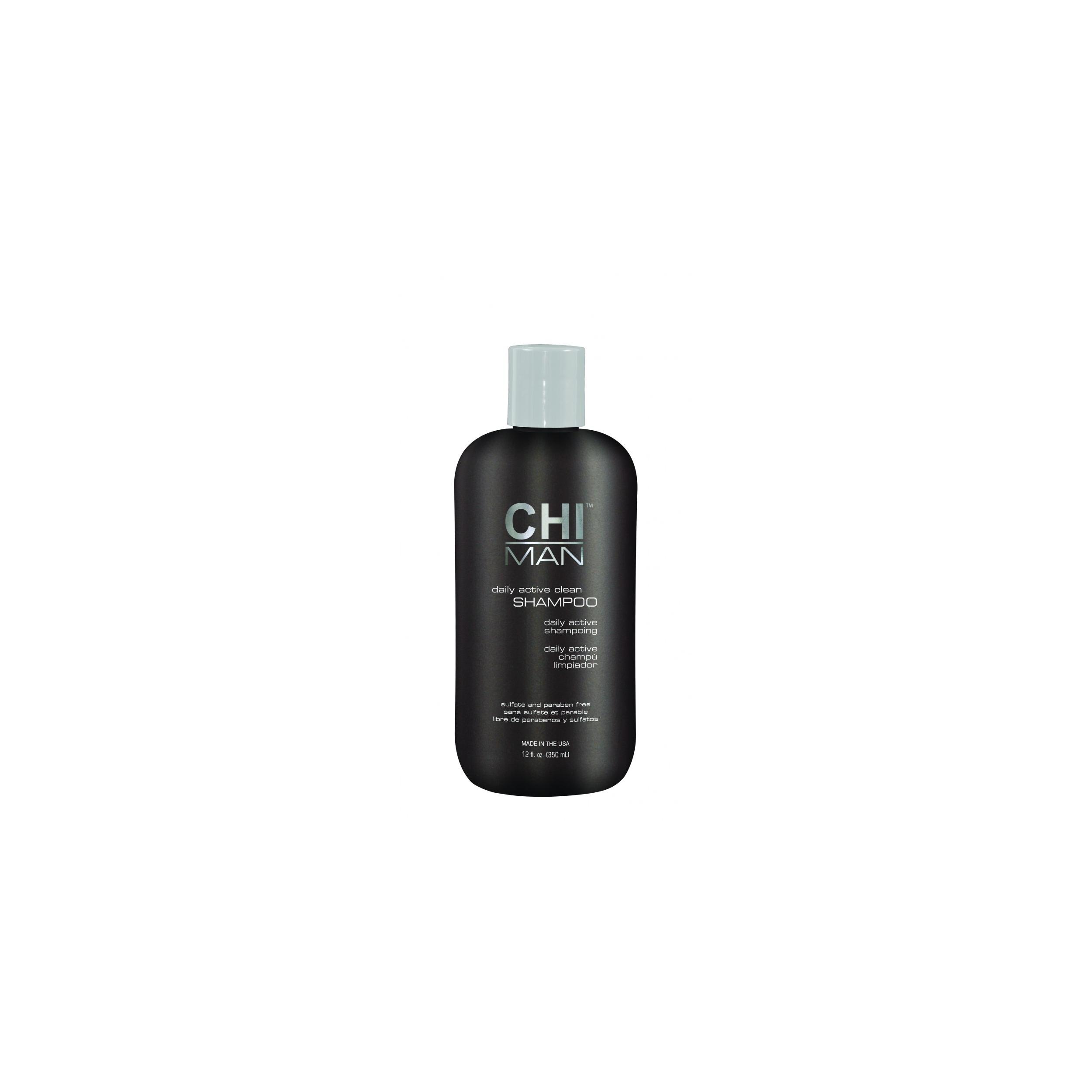 CHI MAN Daily Active Clean Shampoo - Шампунь для Мужчин