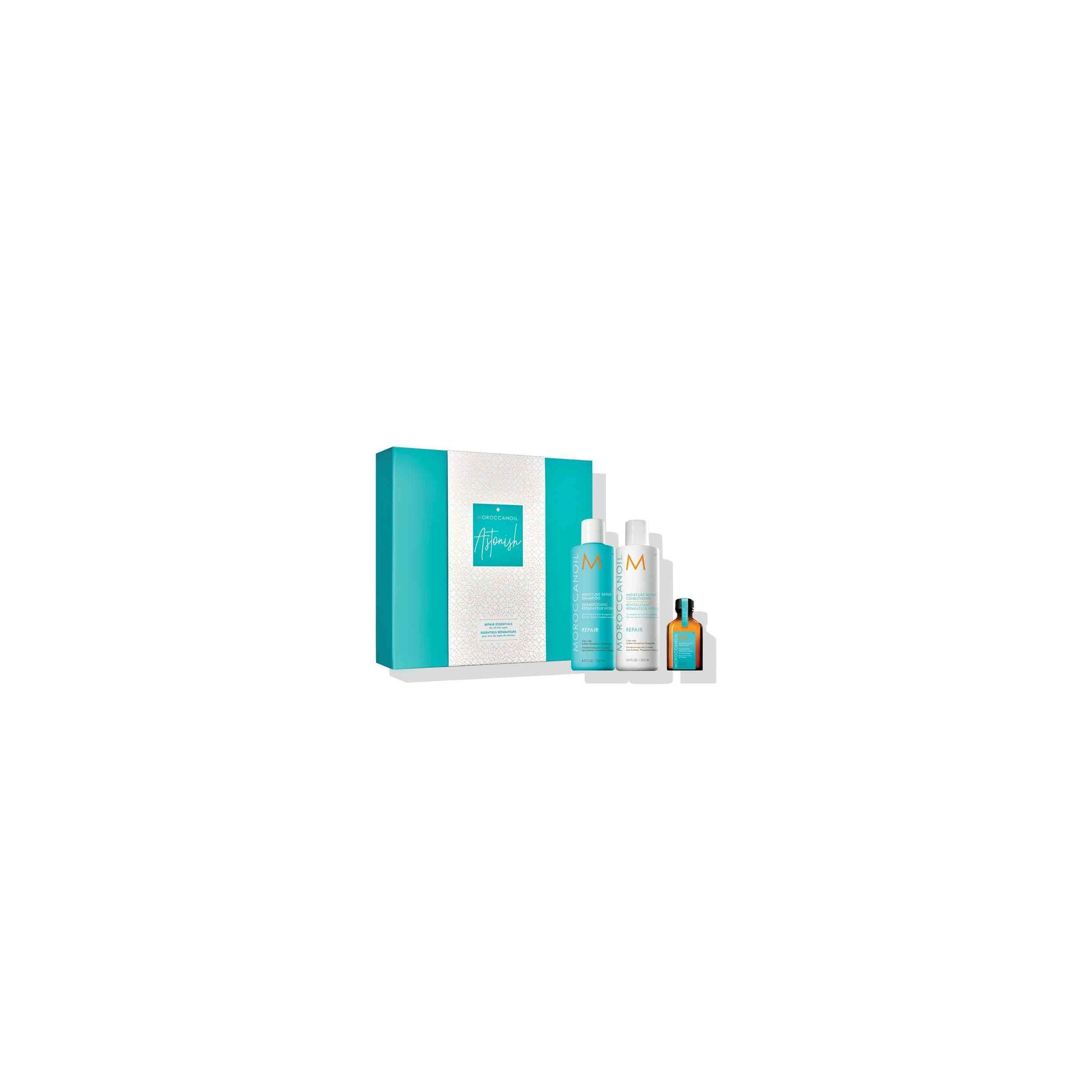 Moroccanoil Repair Astonish Set - Набор Восстановление