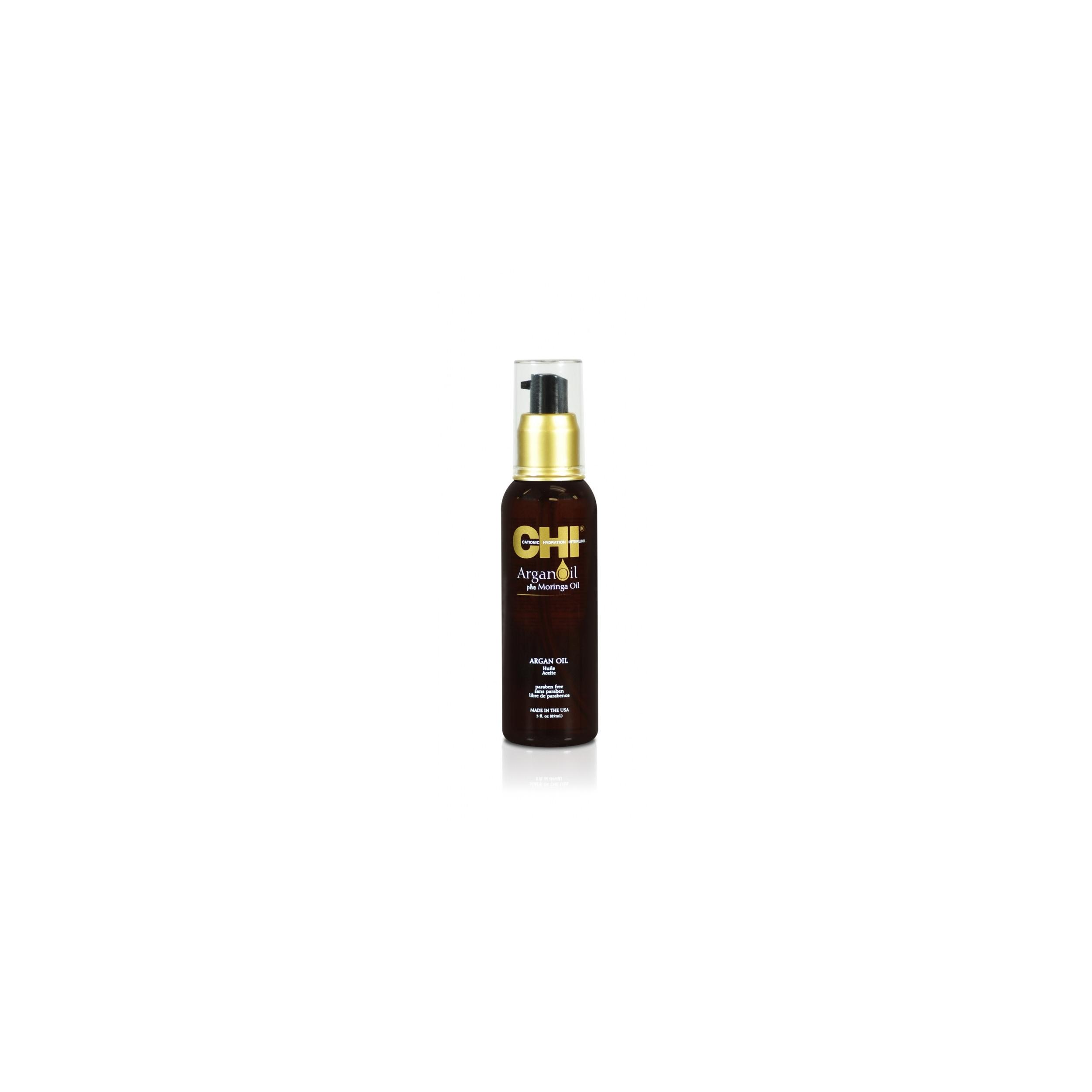 CHI Argan Oil - Масло с экстрактом масла Арганы и дерева Маринга