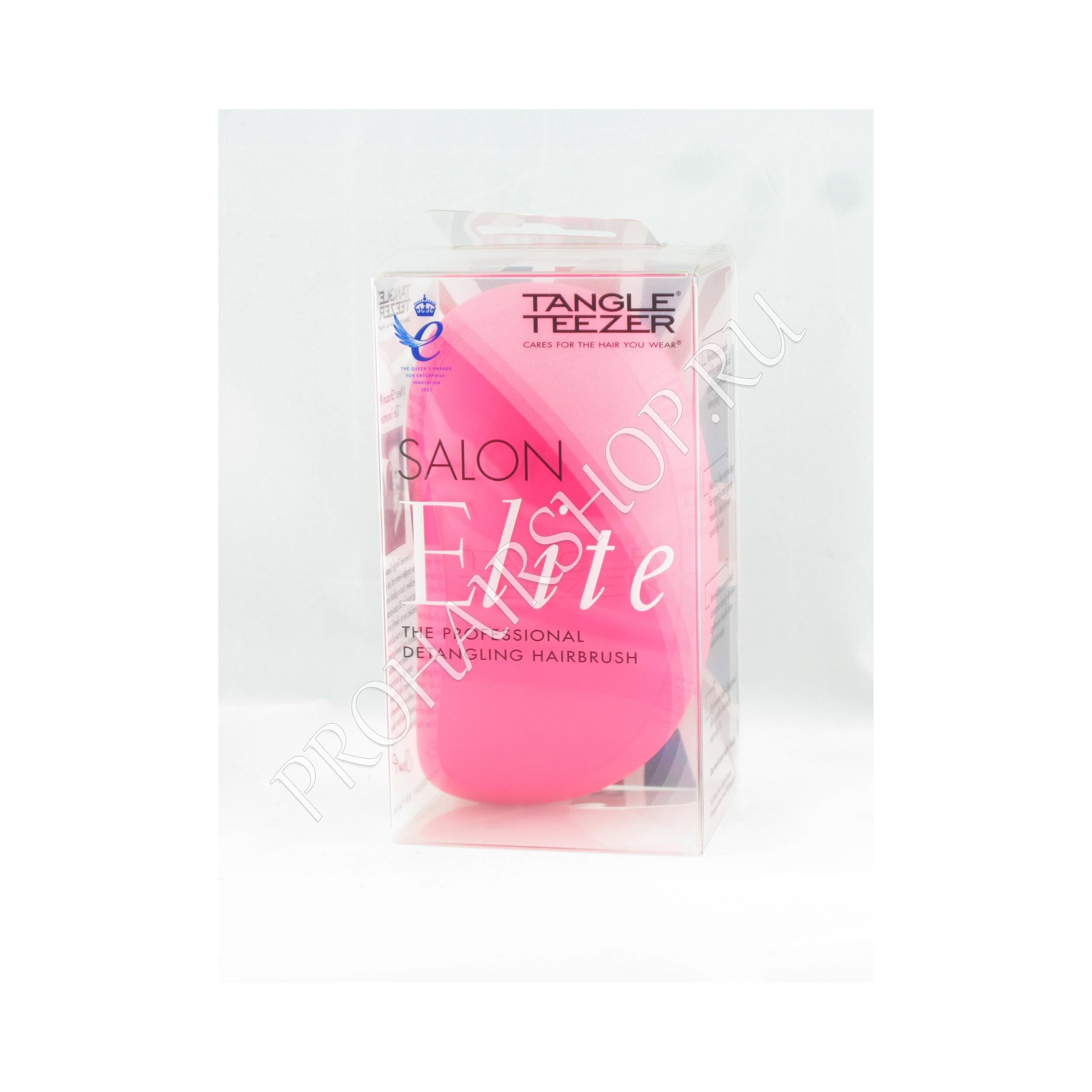 Tangle Teezer - ELITE DOLLY PINK (Розовая)