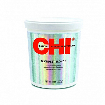 CHI Blondest Blond Ionic Powder Lightener - Осветляющий Порошок