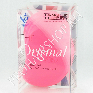 Tangle Teezer - ORIGINAL PINK FIZZ (Розовая)