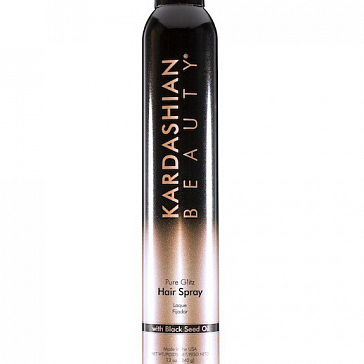 CHI Kardashian Beauty Pure Glitz Hair Spray Haz 2 - Лак для волос