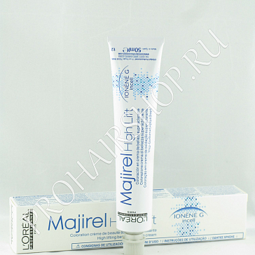 Loreal Majirel High Lift Крем-краска МАЖИРЕЛЬ ХАЙ ЛИФТ