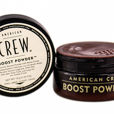 American Crew BOOST POWDER - Пудра для объема волос
