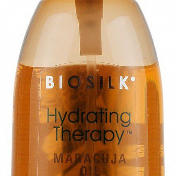 Biosilk Hydrating Therapy Maracuja Oil - Увлажняющее Масло