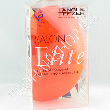 Tangle Teezer - ELITE ORANGE MANGO (ORANGE-YELLOW / Оранжево-Желтая)