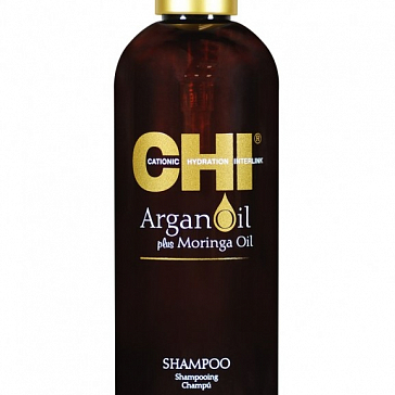 CHI Argan Oil - Шампунь с экстрактом масла Арганы и дерева Маринга