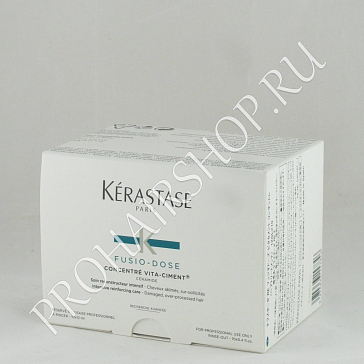 Kerastase Vita-Ciment Concentre - Концентрат Вита-Цемент (ампулы)